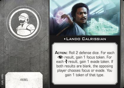 Lando Calrissian (Crew/Rebel)