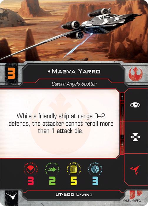 Magva Yarro (U-Wing)