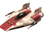 Wedge Antilles (RZ-1 A-Wing)
