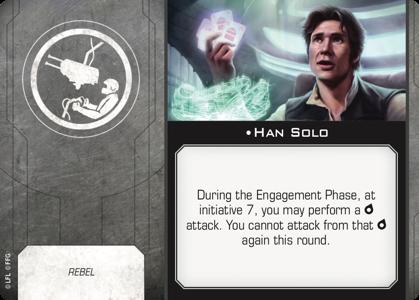 Han Solo (Gunner/Rebel)