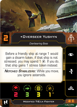Overseer Yushyn