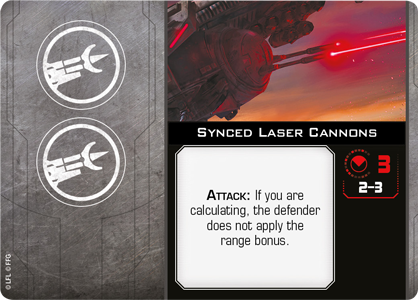 Synced Laser Cannons