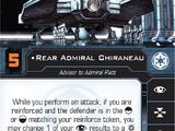 Rear Admiral Chiraneau