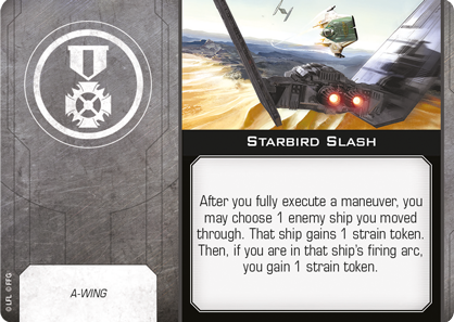 Starbird Slash