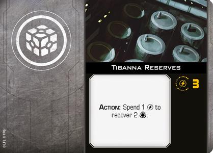 Tibanna Reserves