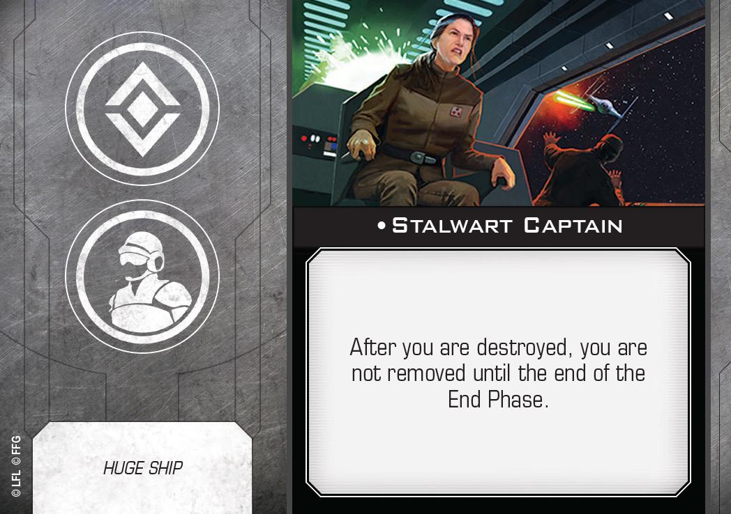 Stalwart Captain