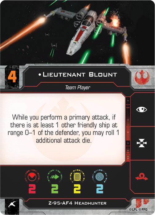 Lieutenant Blount