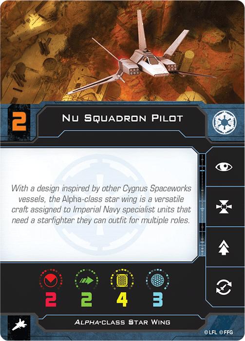 Nu Squadron Pilot