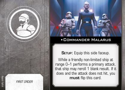 Commander Malarus (Crew)