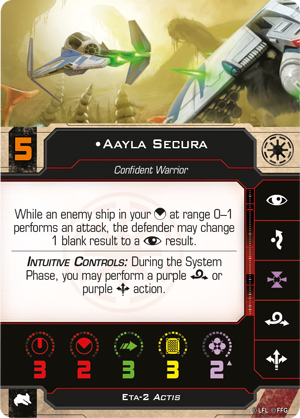 Aayla Secura (Eta-2)