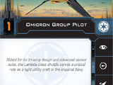 Omicron Group Pilot