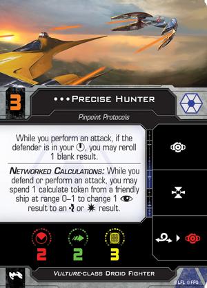 Precise Hunter