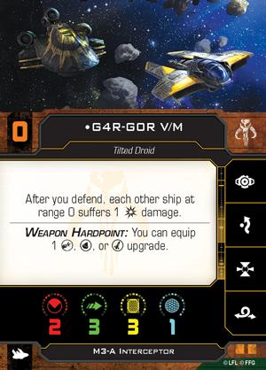 G4R-GOR V/M