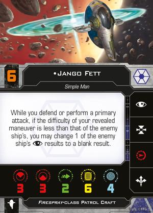 Jango Fett (Firespray)