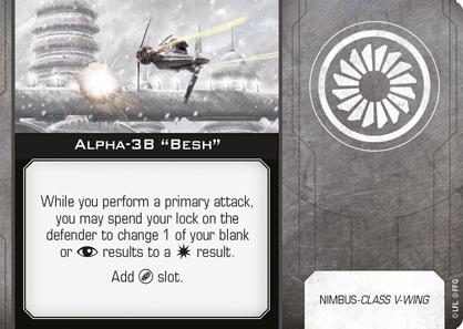"""Alpha-3B """"Besh"""""""