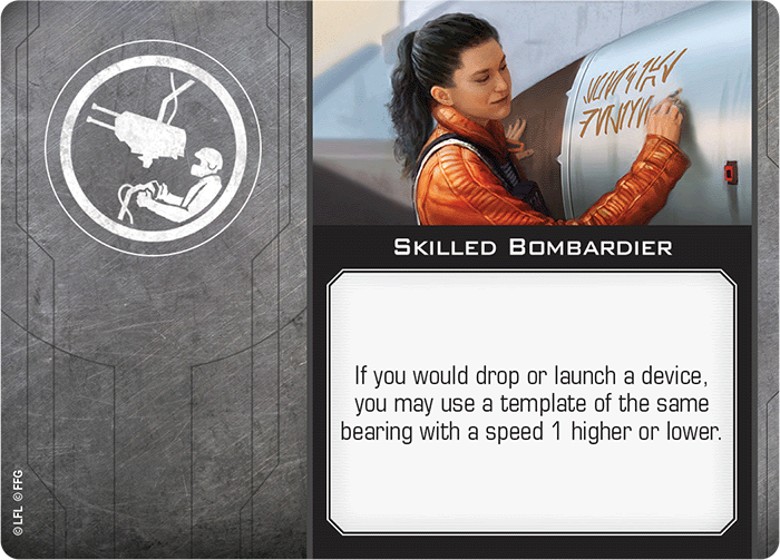 Skilled Bombardier