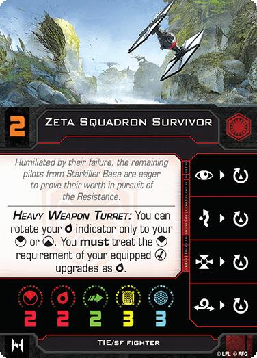 Zeta Squadron Survivor