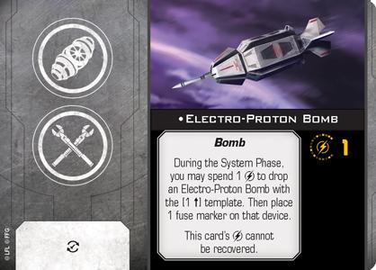Electro-Proton Bomb