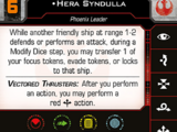 Hera Syndulla (RZ-1 A-Wing)