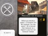 Precision Ion Engines