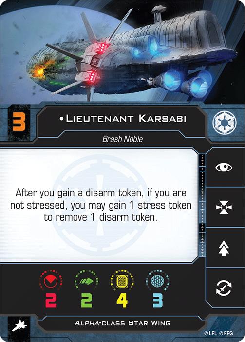 Lieutenant Karsabi