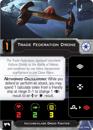Trade Federation Drone