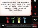 Commander Malarus (Xi-class Light Shuttle)