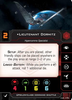 Lieutenant Dormitz