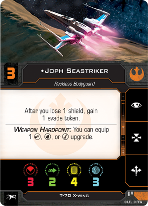 Joph Seastriker