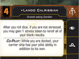 Lando Calrissian (Escape Craft)