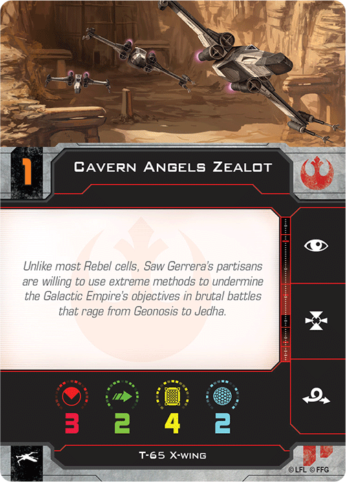 Cavern Angels Zealot