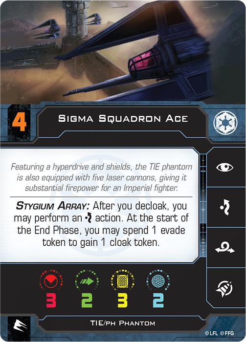 Sigma Squadron Ace