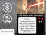 B6 Blade Wing Prototype (Epic)