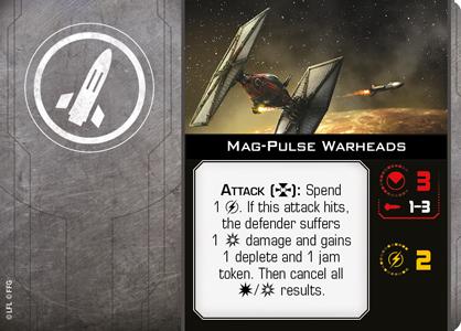 Mag-Pulse Warheads