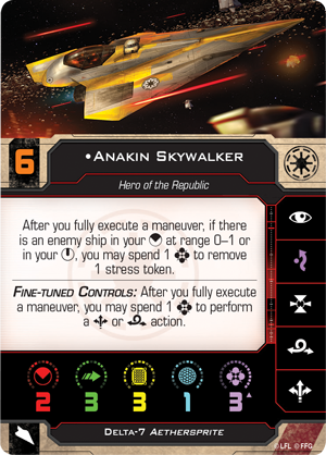 Anakin Skywalker (Delta-7)