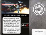Stabilized S-Foils