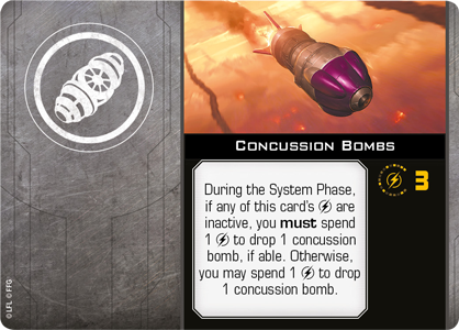 Concussion Bombs