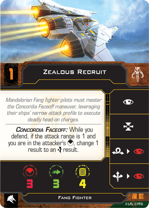 Zealous Recruit