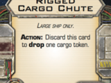 Rigged Cargo Chute