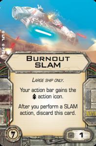 Burnout SLAM