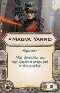 Upgrade magva yarro