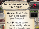 Autoblaster Turret