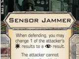 Sensor Jammer