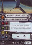 Lambda-Omicron Group Pilot