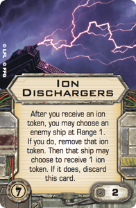 Ion Dischargers