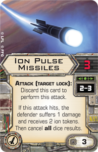 Ion Pulse Missiles