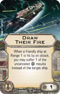 Draw Their Fire