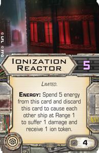 Ionization Reactor