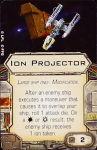 Ion Projector
