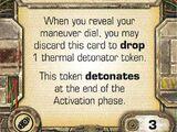 Thermal Detonators